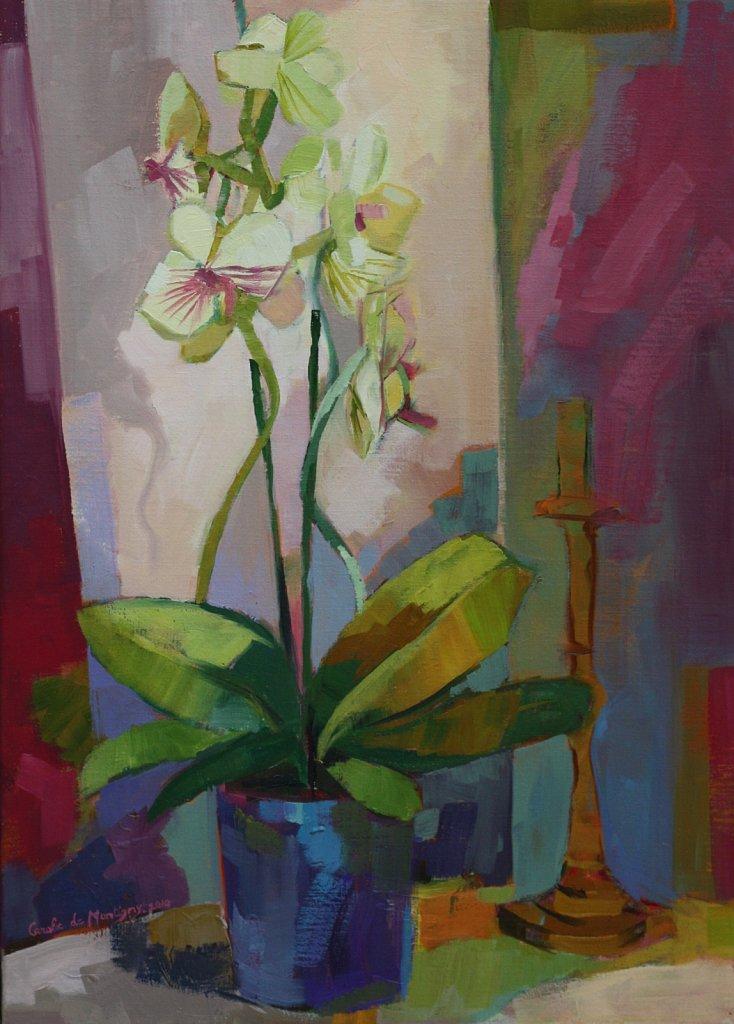 L'orchidée de Valou