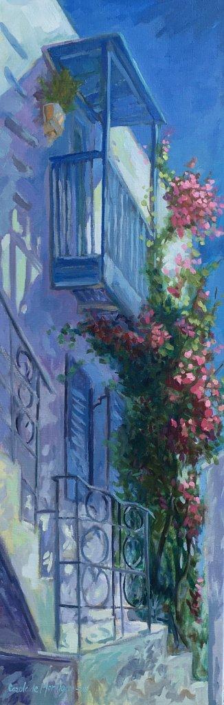 ( vendu ) Balcon à Mykonos